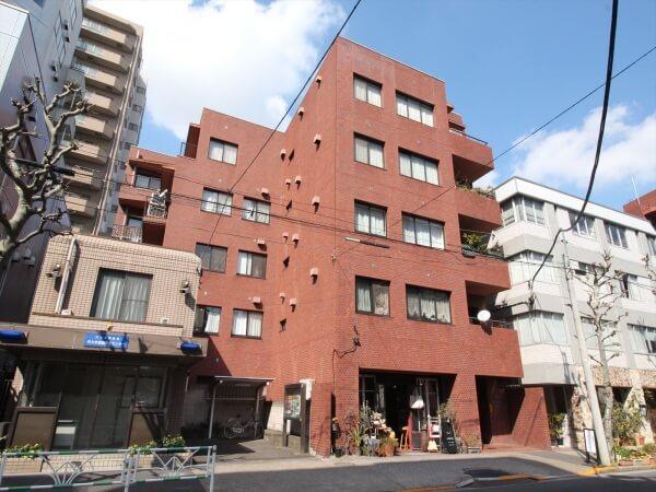西参道ペアシティ