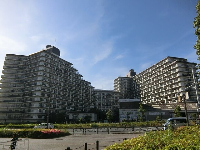 日商岩井亀戸マンション