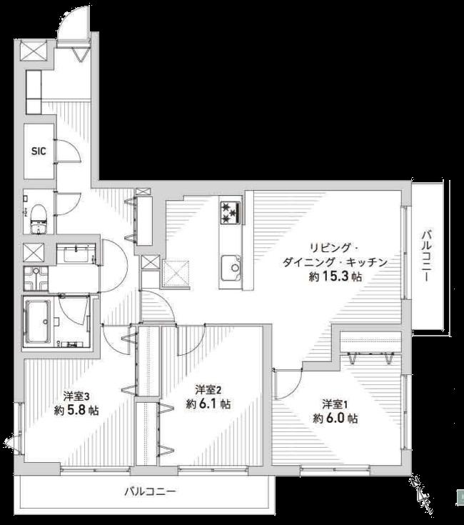 コート駒沢302