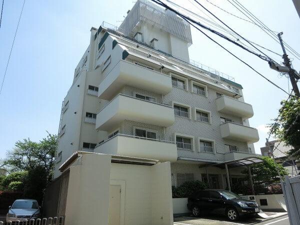 日商岩井恵比寿マンション
