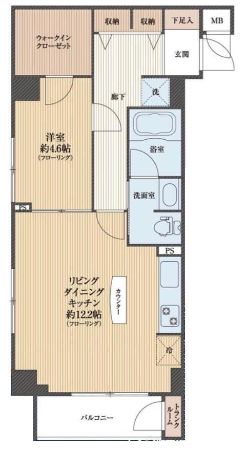 キャッスルシティ井荻駅前101