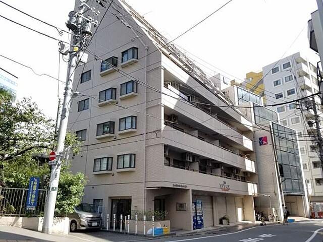 ライオンズマンション鉄砲洲第2