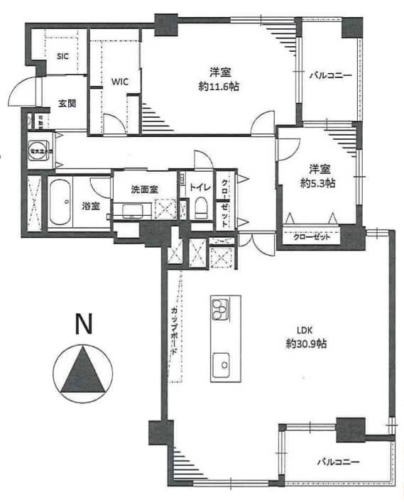 パレ・ロワイヤル永田町305