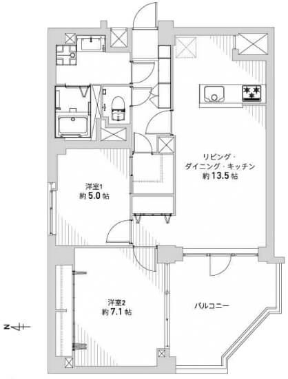 角筈ビル301