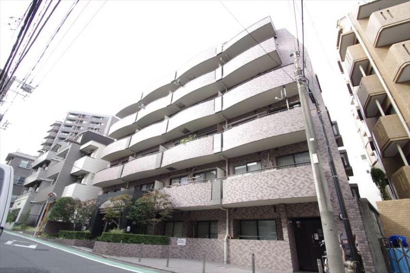 クレッセント目黒Ⅱ
