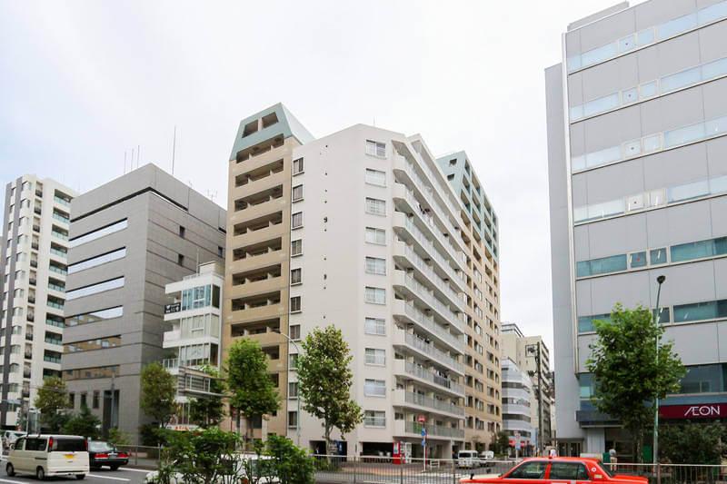 中銀京橋マンシオン