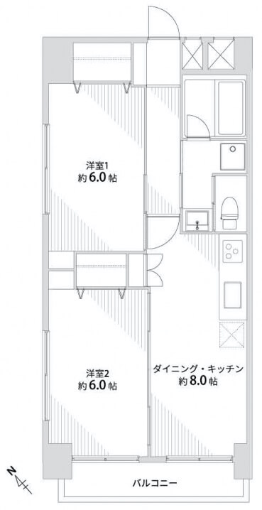サンライズ中目黒601
