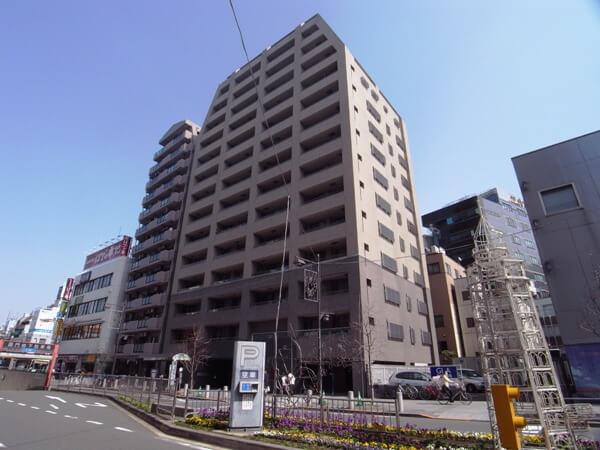 コスモ浅草雷門
