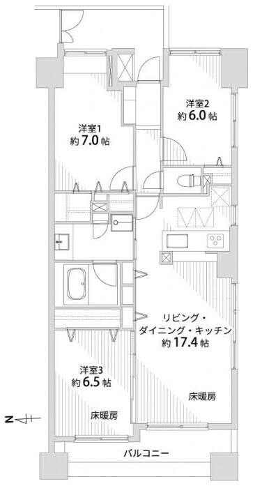 コスモ浅草雷門203