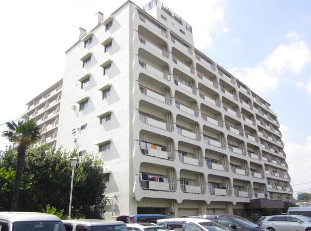日商岩井方南町マンション