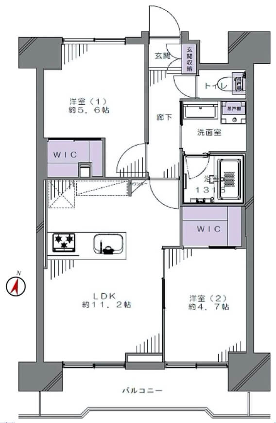 朝日シティパリオ板橋本町903