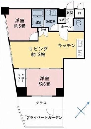 ライオンズマンション東長崎第2_105