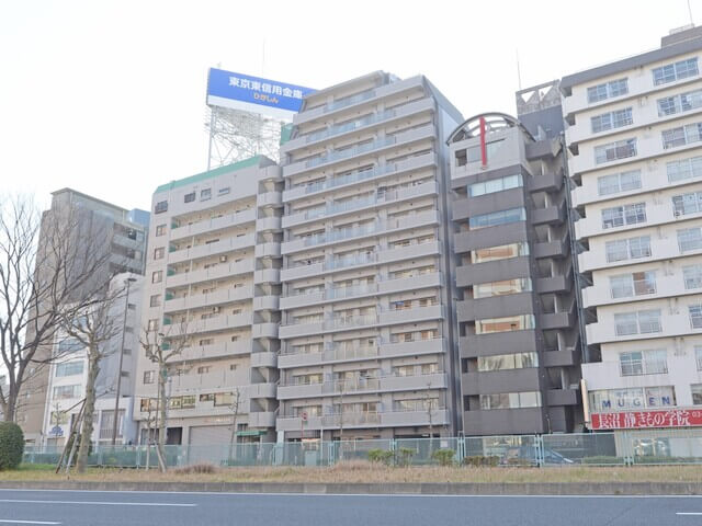 エクセルシオール錦糸町