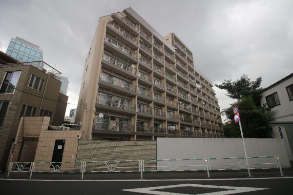 渋谷マンション