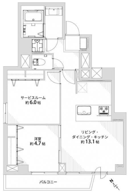 藤和西新宿コープ903