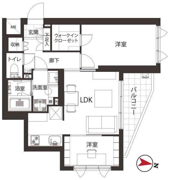 FeelM西新宿207