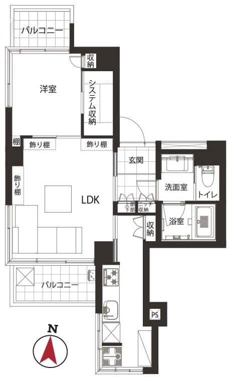 パレ乃木坂602