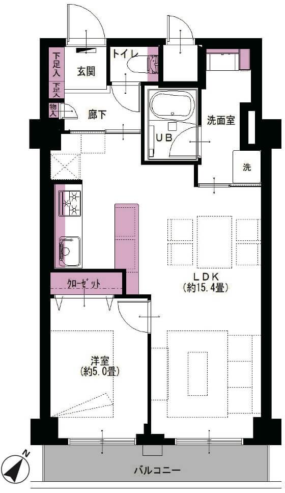 秀和松濤レジデンス306