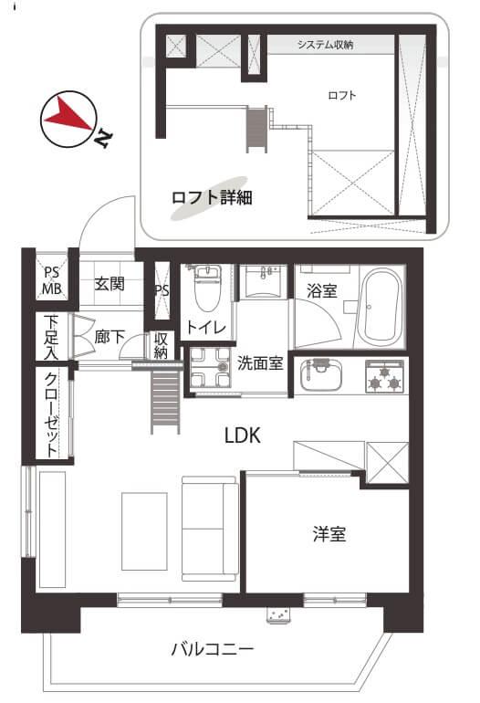 ウィン目黒903