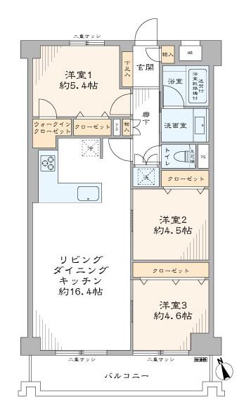 池田山コープ1104
