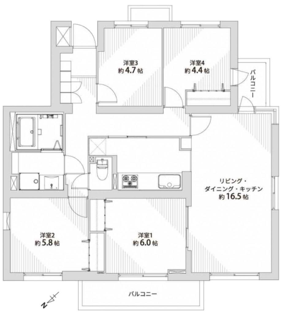 コスモ平井202