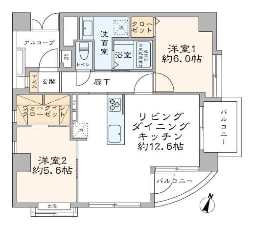 セザール小石川304