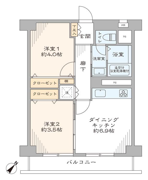 シャンボール文京607