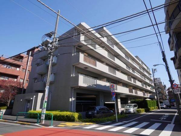 中野富士見町パークホームズ