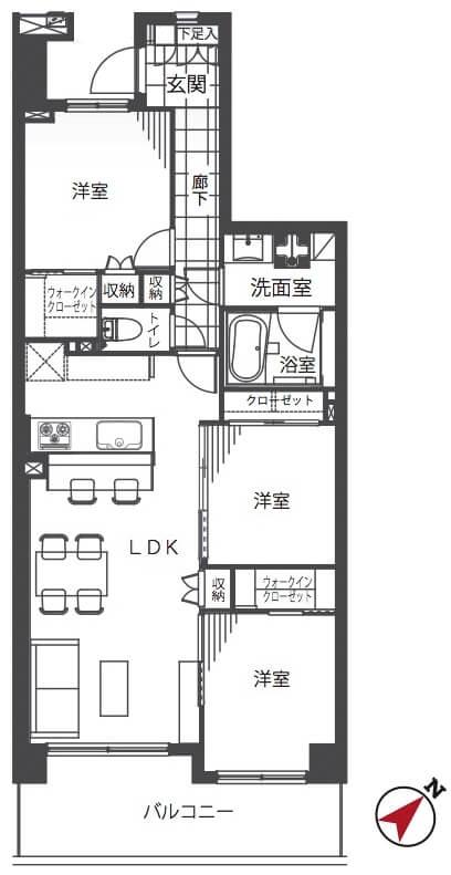 i-canal・メイツ豊洲211