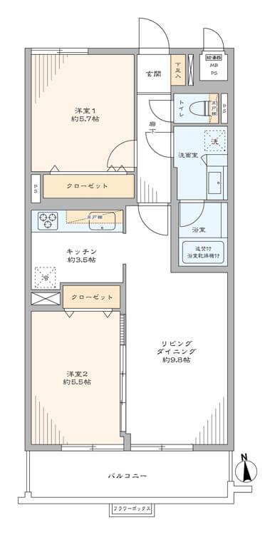 ルピナス桜丘503