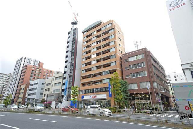 アシェール上野北
