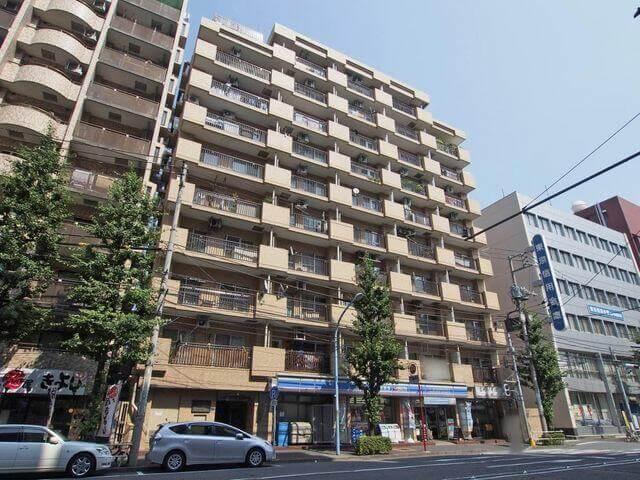 ライオンズマンション早稲田正門通り901