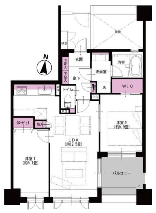 グリーンコーポ東高円寺504