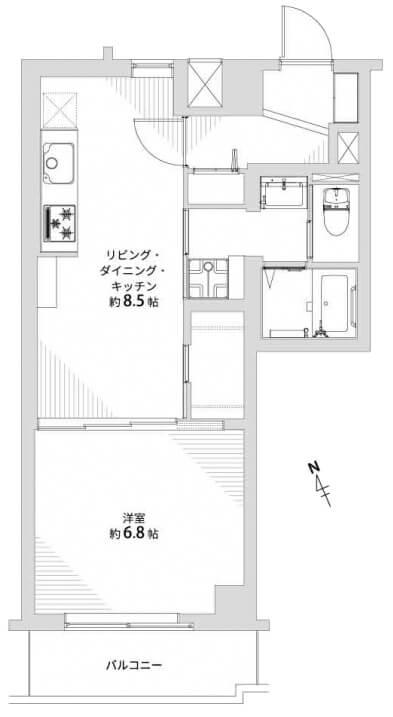 高円寺南サマリヤマンション902
