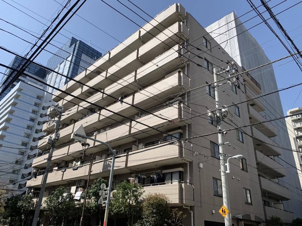 ムサシノコート浅草橋