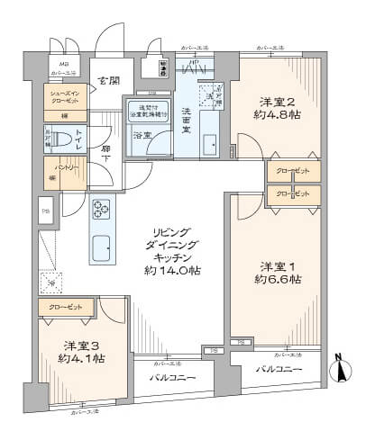 東中野フレンドマンション403