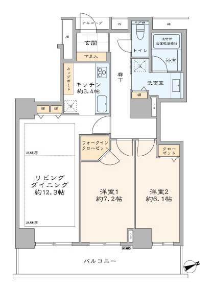 ローレルコート新宿タワー1104