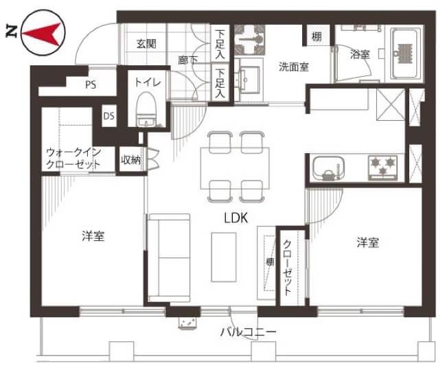 高井戸第二ハイホーム705