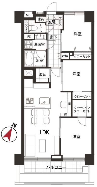 サンビューハイツ渋谷105
