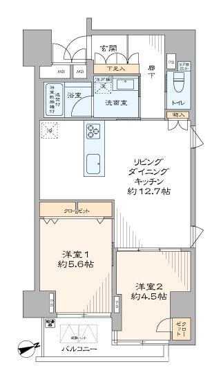 サンライズ浅草1301