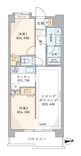 ライオンズマンション御茶ノ水1203