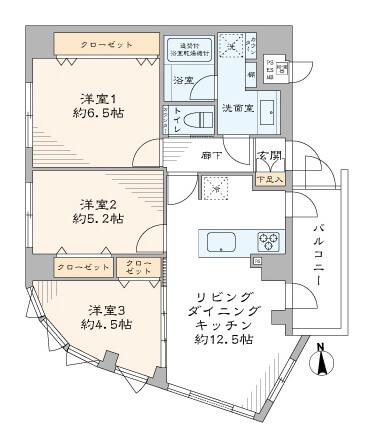 プレジャーガーデン木場弐番館501