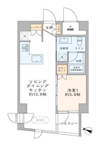 タウンハウス赤坂402